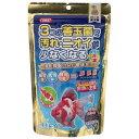 コメット 金魚の主食 納豆菌配合 中粒 200g 金魚のえさ 関東当日便