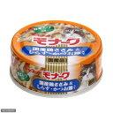 ペットライン キャネット モナーク 缶 国産鶏ささみ&しらす・かつお節入り 80g キャットフード キャネット 関東当日便