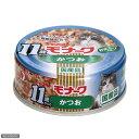 ペットライン キャネット モナーク 缶 11歳からのかつお 80g キャットフード キャネット 超高齢猫用 関東当日便