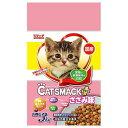 箱売り キャットスマック プラスささみ味 3Kg 1箱4袋入 キャットフード 関東当日便