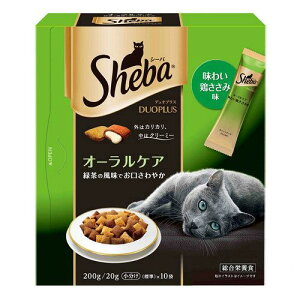 シーバデュオ 天然緑茶のオーラルケア 200g 12個入