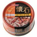 箱売り 懐石缶 おかか入りまぐろとささみ 80g 1箱48缶 キャットフード 懐石 関東当日便