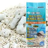 水槽の底砂 サンゴ砂 0.8kg 関東当日便