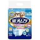 ユニチャーム ペット用 紙オムツ Mサイズ 28枚 おもらし ペット 関東当日便