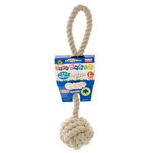 ドギーマン コットンボーループ おもちゃ
