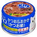 箱売り いなば CIAO(チャオ) ホワイティ かつお&おかか(かつお節) 85g 1箱24缶入り キャットフード CIAO チャオ 関東当日便
