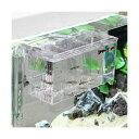 箱売りスドー外掛式産卵飼育ボックスサテライトL1箱6個入り沖