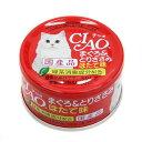 箱売り いなば CIAO(チャオ) まぐろ&とりささみ ほたて味 85g 1箱24缶入り キャットフード CIAO チャオ 関東当日便