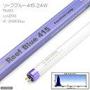 交換球 AXY NEXUS 604・606専用交換ランプ リーフブルー415 24W/BLUE 青球 水槽用照明 ライト 海水魚 サンゴ 関東当日便