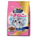 箱売り 銀のスプーン 健康に育つ子猫用 お魚づくしミルク入り 1.0kg お買得8袋入り キャットフード 銀のスプーン 関東当日便