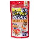 コメット 金魚の主食 納豆菌 色揚げ 小粒 浮上性 180g 金魚のえさ 関東当日便