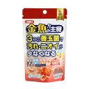 コメット 金魚の主食 納豆菌 色揚げ 40g+10g 金魚のえさ 関東当日便