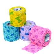 ペットフレックス ペットパック 4色セット(犬・猫・小動物用包帯) 関東当日便