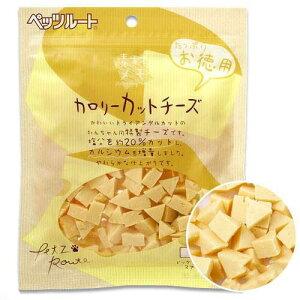 箱売り ペッツルート 素材メモ カロリーカットチーズ お徳用 160g 1箱12袋 犬 おやつ チーズ 関東当日便