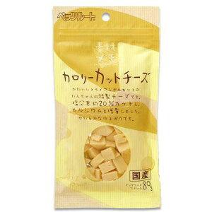 箱売り ペッツルート 素材メモ カロリーカットチーズ 80g 1箱12袋 犬 おやつ チーズ 関東当日便