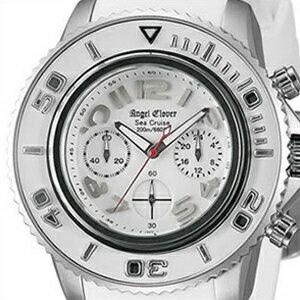 エンジェルクローバー 腕時計 Angel Clover 時計 正規品 SC47SWH-WH メンズ SEA CRUISE シークルーズ