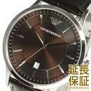 【レビュー記入確認後3年保証】エンポリオアルマーニ 腕時計 EMPORIO ARMANI 時計 並行輸入品 AR2413 メンズ