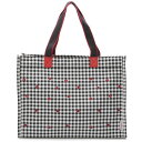 Cath Kidston キャスキッドソン ca983945 レディース トートバッグ THE MILLY TOTE LADYBUG GINGHAM