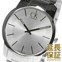 カルバンクライン 腕時計 Calvin Klein 時計 並行輸入品 K2G21126 メンズ ck city シーケー シティ