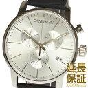 【レビュー記入確認後7年保証】カルバンクライン 腕時計 Calvin Klein 時計 並行輸入品 K2G271C6 メンズ ck city chrono シーケー シティ クロノ