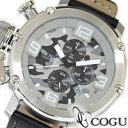 COGU コグ 腕時計 C61-CGY メンズ クロノグラフ...