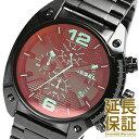 【レビュー記入確認後1年保証】ディーゼル 腕時計 DIESEL 時計 並行輸入品 DZ4316 メンズ Overflow オーバーフロー