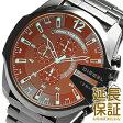 ディーゼル 腕時計 DIESEL 時計 並行輸入品 DZ4318 メンズ MEGA CHIEF メガチーフ クロノグラフ