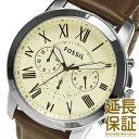 【レビュー記入確認後1年保証】フォッシル 腕時計 FOSSIL 時計 並行輸入品 FS4735 メンズ GRANT グラント