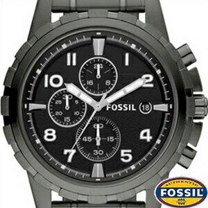 【8月中旬〜発送予定】【レビュー記入確認後次回送料無料クーポン】フォッシル 腕時計 FOSSIL 時計 並行輸入品 FS4721 メンズ DEAN ディーン
