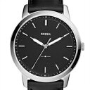 【並行輸入品】FOSSIL フォッシル 腕時計 FS5398 メンズ THE MINIMALIST クオーツ