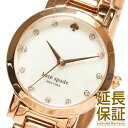ケイトスペード 腕時計 KATE SPADE 時計 並行輸入品 1YRU0191 レディース Gramercy Mini グラマシーパーク ミニ ピンクゴールド