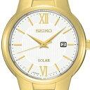 海外セイコー 腕時計 海外SEIKO 時計 並行輸入品 SUT232P1 レディース ソーラー SOLAR ホワイト