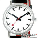 【国内正規品】MONDAINE モンディーン 腕時計 A660.30314.16OM ユニセックス CLASSIC クラシック