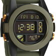 ニクソン 腕時計 NIXON 時計 並行輸入品 A197 1265 メンズ THE UNIT ユニット Surplus /Black Orange Ano