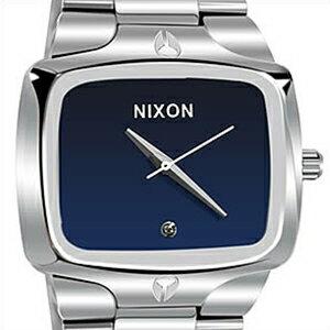 【並行輸入品】ニクソン NIXON 腕時計 A140 1258 メンズ Player プレイヤー Blue Sunray ブルーサンレイ