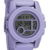 ニクソン 腕時計 NIXON 時計 並行輸入品 A490-1366 ユニセックス THE UNIT 40 ユニット PASTEL PURPLE パステルパープル