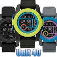 NIXON ニクソン 腕時計 302021 ユニセックス Unit 40 ユニット40