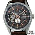 【3年延長保証】ORIENT オリエント 腕時計 WZ0201DK メンズ ORIENTSTAR オリエントスター MODERN SKELETON モダンスケルトン