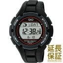 【国内正規品】Q&Q キュー&キュー 腕時計 CITIZEN シチズン CBM QQ MHS6-30