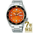 楽天CHANGE【特典付き】【正規品】SEIKO セイコー 腕時計 SBSA009 メンズ Seiko 5 Sports セイコーファイブ スポーツ Sports Style メカニカル 自動巻(手巻つき)