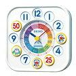 SEIKO セイコー クロック CQ319W 掛置兼用時計 ドラえもん 知育時計 子供用【明日楽】