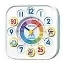 SEIKO セイコー クロック CQ319W 掛置兼用時計 ドラえもん 知育時計 子供用
