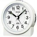【正規品】SEIKO セイコー クロック KR325W 電波目覚まし時計