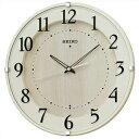 SEIKO セイコー クロック KX397A 掛時計 Natural Style ナチュラルスタイル 電波時計