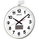 【正規品】SEIKO セイコー クロック SF211S 掛時計 オフィスタイプ ソーラー電波クロック