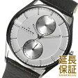 【レビュー記入確認後1年保証】スカーゲン 腕時計 SKAGEN 時計 並行輸入品 SKW6065 メンズ LEATHER レザー【明日楽】