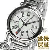 【レビュー記入確認後3年保証】ヴィヴィアンウエストウッド 腕時計 Vivienne Westwood 時計 並行輸入品 VV006PSLSL レディース Orb オーブ【明日楽】