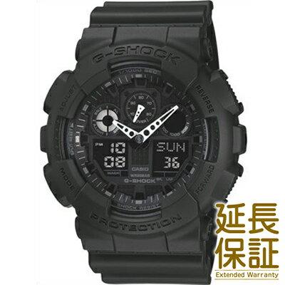 【レビュー記入確認後10年保証】カシオ 腕時計 CASIO 時計 正規品 GA-100-1A1JF メンズ 男女兼用 G-SHOCK ジーショック