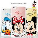 ディズニー ミラー TPU ケース iPhone8 iPho...