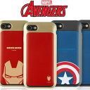 iPhone7 iPhone7 PLUS iPhone6S iPhone6 マーベル アベンジャーズ スライド カード ケース アイアンマン キャプテン シビルウォー キャプテンアメリカ iPhone7ケース iPhone7PLUS アイフォン7 アイフォン6S アイフォン6 iPhone 7 6S 6 カバー キャラクター スマホケース